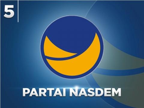 NasDem Berjaya di NTT dan Papua Barat