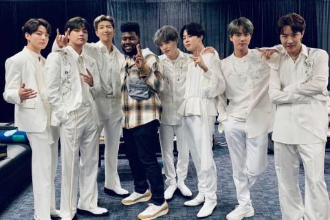 BTS Siap Berkolaborasi bareng Khalid