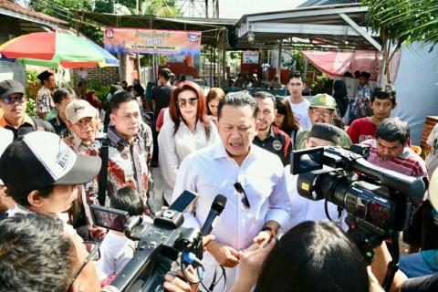 Ketua DPR Ingatkan Tak Perlu Berlebihan Sikapi Hasil Pemilu