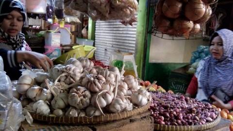 Harga Bawang Putih di Kupang Tembus Rp90 Ribu per Kg