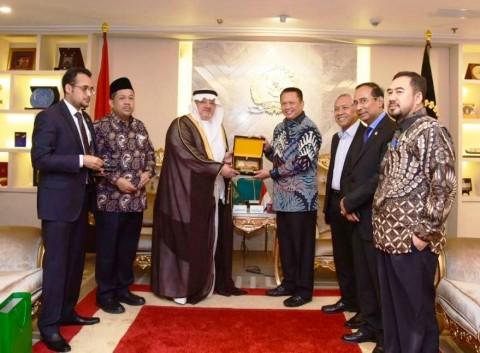 Indonesia Ajak Arab Saudi Promosikan Islam yang Damai
