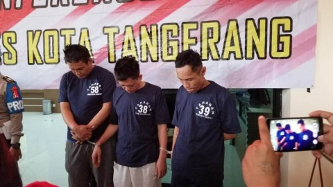 Wartawan Gadungan Peras Sekdes Jengkol Rp700 Juta