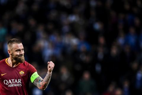 Daniele De Rossi akan Tinggalkan AS Roma
