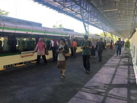 Promo Tarif KA Bandara YIA di Perpanjang Hingga Akhir Mei