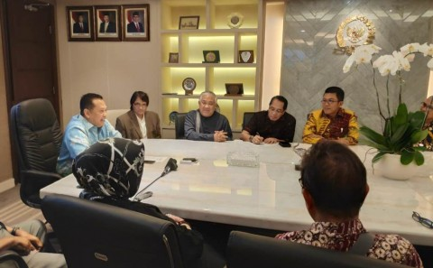 Komisi II akan Tindaklanjuti Kasus Kematian Petugas KPPS