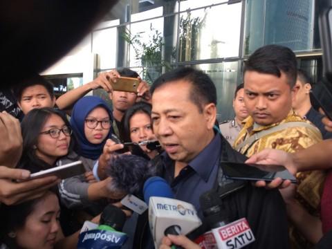 Novanto Berkelit Terlibat Suap PLTU Riau-I