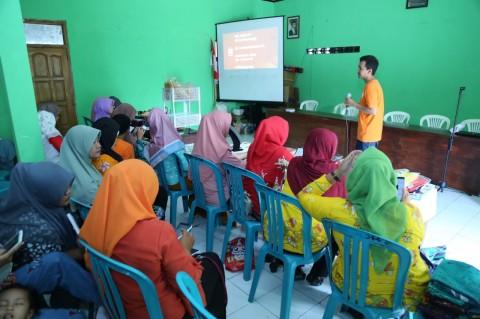 Kemenaker Edukasi Pemasaran di Desa Migran Produktif