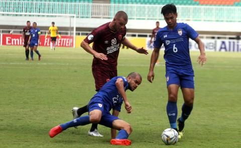 Gasak Lao Toyota, PSM Segel Tiket Semifinal AFC