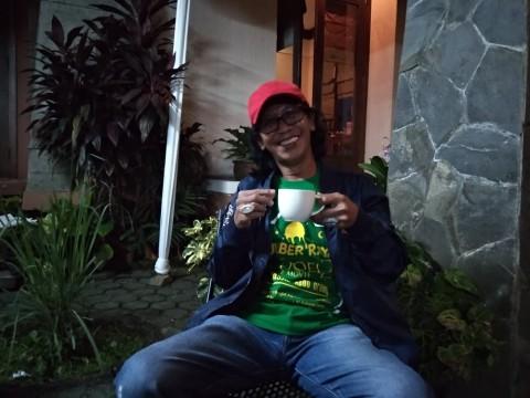 Mandra Tak Terbebani Promo Si Doel The Movie 2 saat Puasa