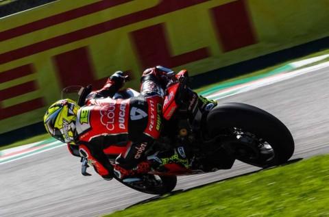 Gagal Menang di Imola, Ducati Analisis Masalah Panigale V4