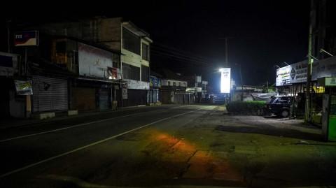 Pascakerusuhan, Sri Lanka Perpanjang Jam Malam