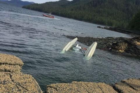 Korban Pesawat Tabrakan di Udara Bertambah Jadi Enam Orang