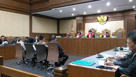 Pejabat Kementerian PUPR Didakwa Menerima Rp4,9 Miliar