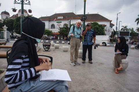 Jalur Wisata di Yogyakarta Diatur Ketat saat Libur Lebaran
