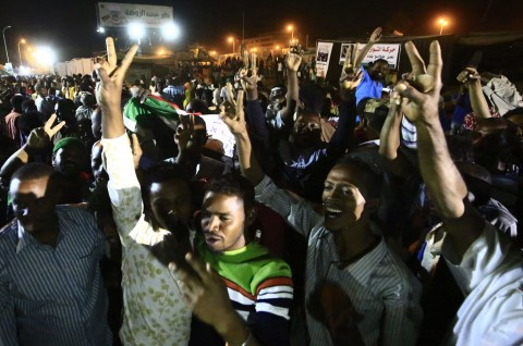 Militer dan Demonstran Sudan Sepakati Masa Transisi