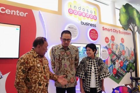 Indosat Ooredoo Kembali Jadi Penasehat Program Smart City