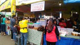 Berburu Menu Buka Puasa di Pasar Benhil