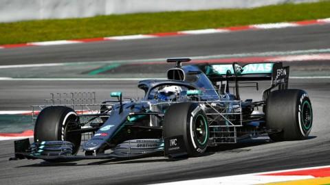 Mercedes Lanjutkan Superioritas di Catalunya