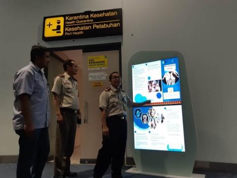 Bandara Soetta Cegah Sebaran Virus Cacar Monyet