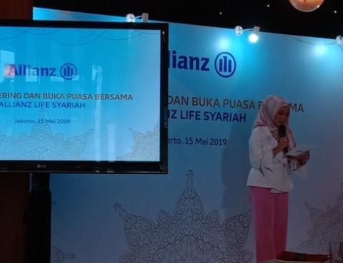 Allianz Life Syariah Bukukan Premi Bruto Rp1,107 Triliun di 2018