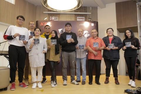 Eks Kibordis Ada Band Rilis Album Kompilasi Lagu Terbaiknya
