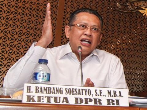 Ketua DPR Minta Sistem Pemilu Serentak Ditinjau Ulang