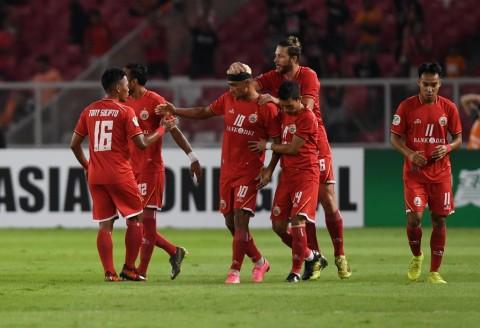 Persija Bantai Shan United dengan Setengah Lusin Gol