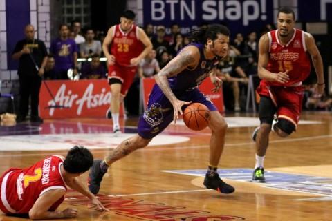 CLS Knight Juara Asean Basketball League 2019