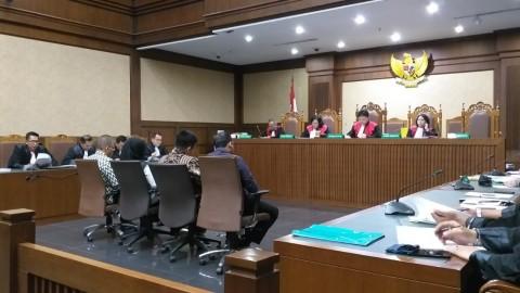 Tiga Pejabat PUPR Didakwa Terima Suap dari Kontraktor