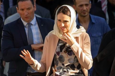 PM Selandia Baru Sindir Penggunaan Senjata Api di AS