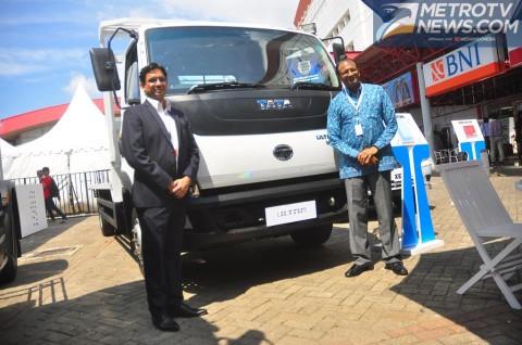 Jajaran Truk dan Pikap Baru Tata Motors, Siap 'Mengaspal' di Semester-2