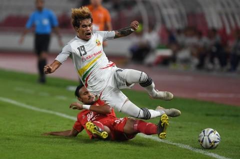 Persija Libas Shan United 6-1