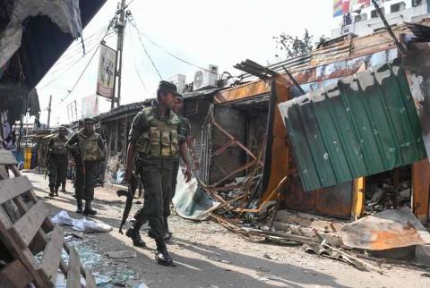 Sri Lanka Curiga Ekstremis Buddha Dalang Kerusuhan