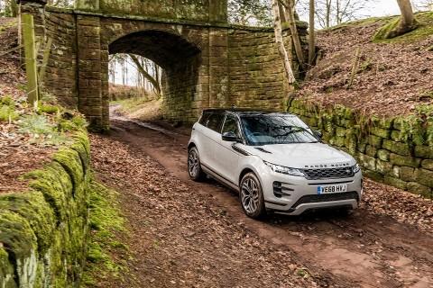 New Land Rover Evoque akan Sapa Indonesia di 2019