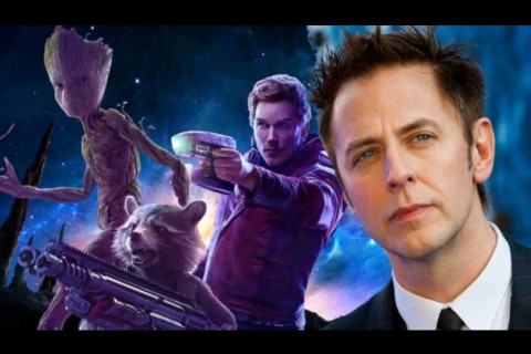 Sutradara James Gunn Kenang Pengalaman Pahit Dipecat Disney