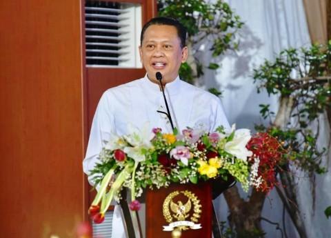 Ketua DPR Minta Ormas Ikut Jaga Persatuan