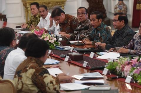 Jokowi Pimpin Ratas Pendidikan Vokasi