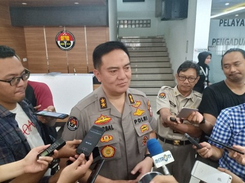 Police Confident Election Result Announcement Event Will Run Smoothly