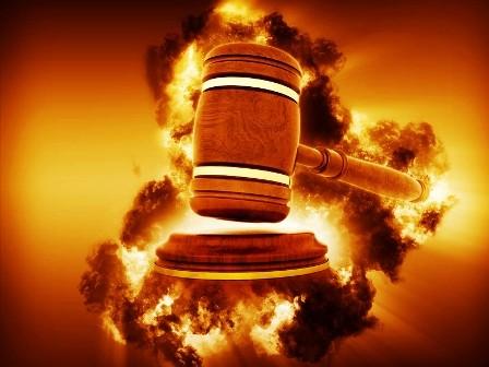 Hakim Merry Purba Divonis Enam Tahun Penjara