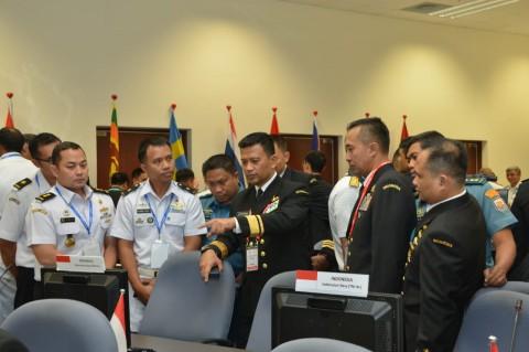 Komandan Seskoal Pimpin Pertemuan Navy 4.0