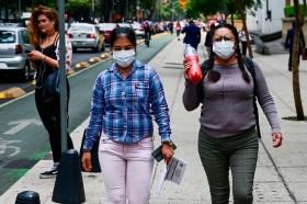 Kabut Asap Bertambah, Meksiko Perpanjang Status Darurat