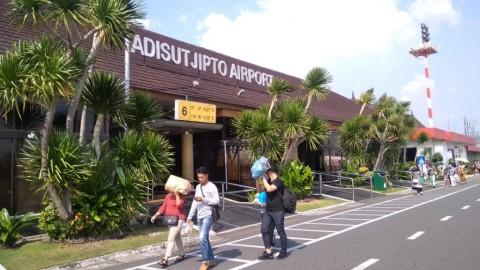 Bandara Adisutjipto Siagakan Paramedis Cegah Cacar Monyet