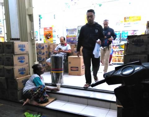 Puluhan Gepeng Ditangkap dalam Sepekan Ramadan