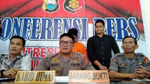 Provokator <i>People Power</i> di Makassar Ditangkap