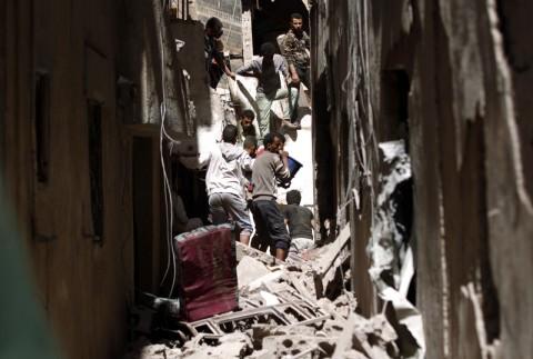 Iran Kutuk Serangan Udara Koalisi Arab Saudi di Yaman