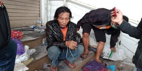 Polisi Sebar Sketsa Korban Mutilasi Pasar Besar Malang