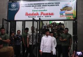 Presiden Tunggu Kajian Rinci Pemindahan Ibu Kota