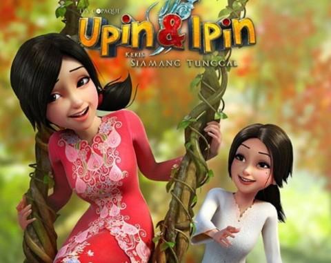 Upin Ipin The Movie Selipkan Cerita Malin Kundang dan Bawang Merah-Bawang Putih
