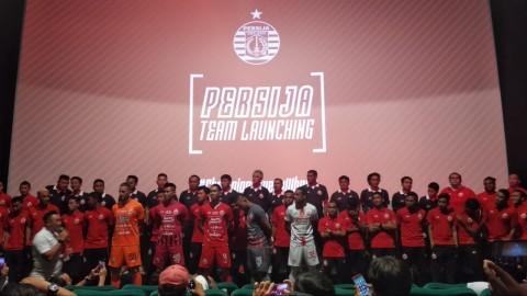 Persija Resmi <i>Launching</i> Tim untuk Musim 2019