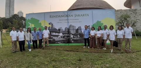 GBK-Plataran Menghadirkan Hutan Kota Berkonsep Nusantara